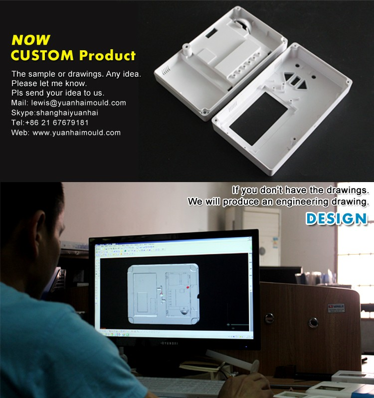 China OEM Precison Plastic Mold Maker for Custom 3D Auto Injection Mould