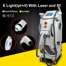 best rf skin tightening face lifting machine and el-light/ipl and laser 3 in 1 multifunction beauty machine in Guangzhou Renlang