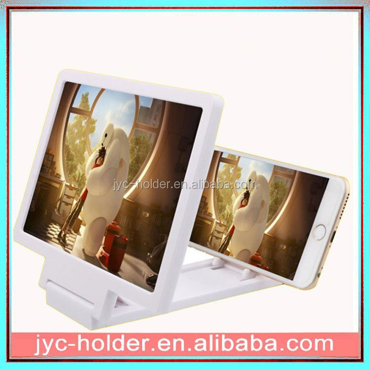 3d mobile phone lcd led screen magnifier ,H0T084, 3d movie amplifier