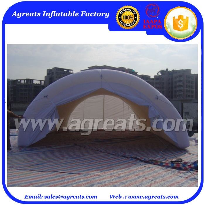 Custom made giant inflatable marquee tent on sale S1035