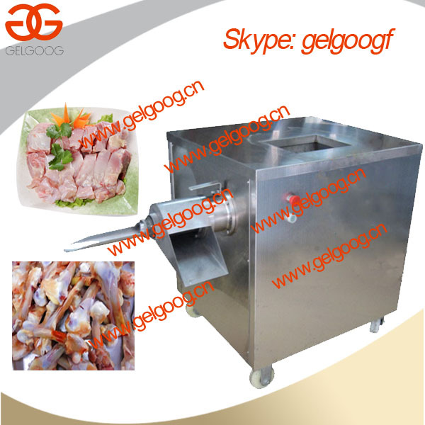 Chicken deboning machine/poultery meat and separate machine for sale