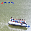 Hider 16 ft inflatable dinghy rubber fishing boat for sale