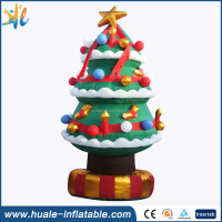 Inflatable Christmas trees, inflatable Christmas decoration