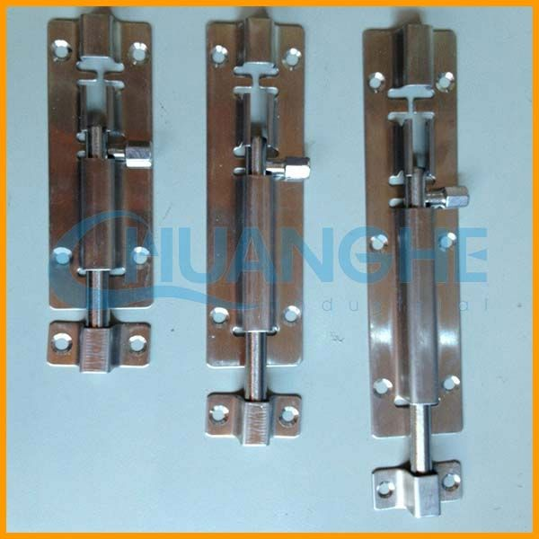 alibaba stable brass copper extrusion profiles metal door bolt