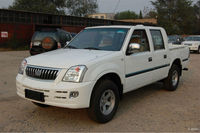 gasoline/diesel pickup mini truck 4x2/4x4 CL1021 (75KW/68kw), single cabin/double cabin,cargo truck /with 2 seats or 4 seats
