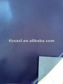 Supply regenerated leather binding cover material