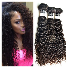 2015 hot products indian natural curly wave 100 pure virgin human hair