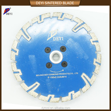 China factory sintered tech diamond cutting disc for stone