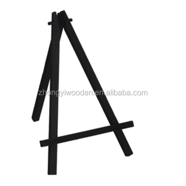 Mini cute small cheap professional custom artists wooden easel