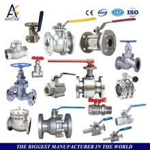 2017 Complete range of specifications various types stainless steel ball valves China wholesalers