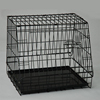 expandable outside large dog crate for car