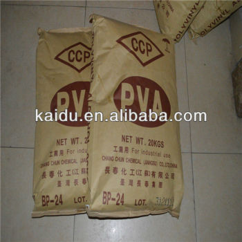 Supply high quality polyvinyl alcohol