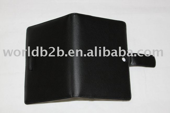 PU leather case for Blackberry playbook