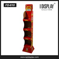 Retail Products Quality Corrugated Cardboard Display Stand