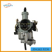 Used motorcycle jingke PZ30 100cc carburetors