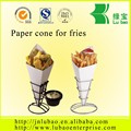 disposable paper packing for chips fried chicken Popcorn
