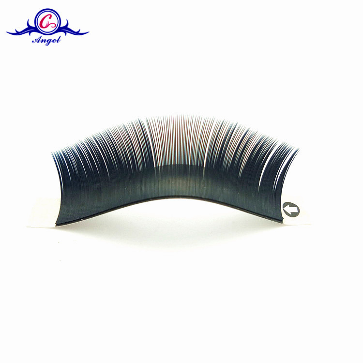 customer design Ellipse Flat Lash Extensions Private Label, 0.05mm-0.20mm, JBCD curl, mixed length