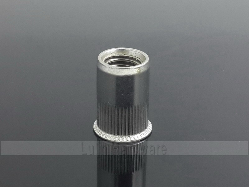 SS304 SMALL CSK HEAD RIVETED NUT GB17880.3 M8