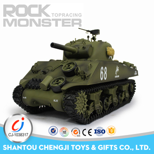 American metal model toy M4A4 smoke 1 16 rc tank