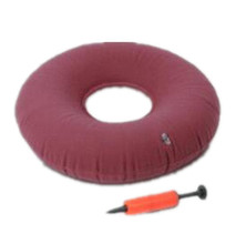 100% polyester inflatable sofa cushion comfortable sitting manual inflatable cushion