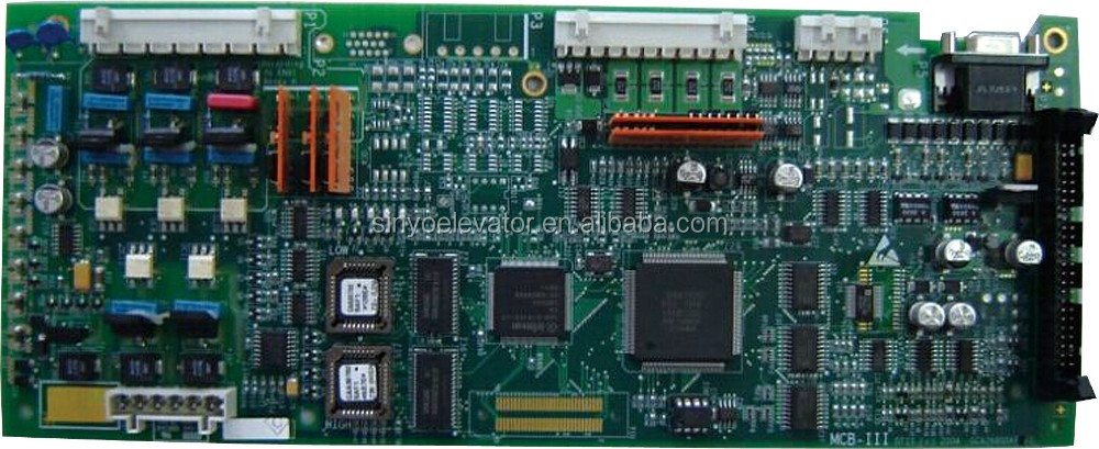 MCB-II Inverter Control PC Board For Elevator GCA26800H2