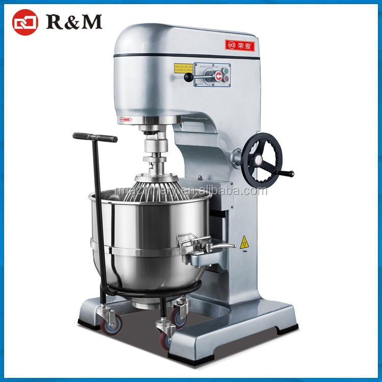 Bakery Food Stainless Steel Large 20 litre Cake Mixer Price