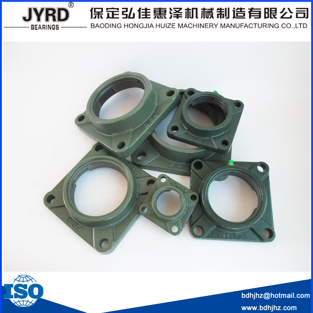 china factory flange block f306 bearing house f306