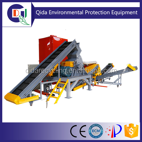 QD-1000A Professional Waste Motor Rotor Dismantling Machine