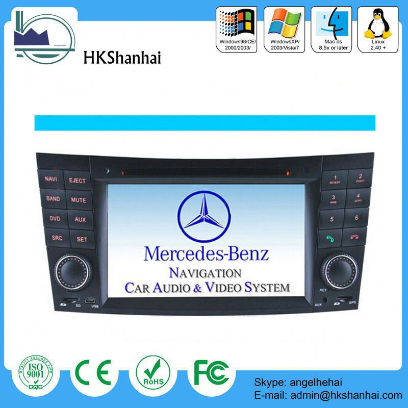 2014 new promotional products mercedes benz w220 car radio / w220 mercedes hot selling