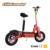 1500W dirt scooter with 48V battery and brushless motor