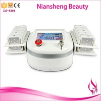 CE approved Lipo laser fat removal home/laser fat burning machine