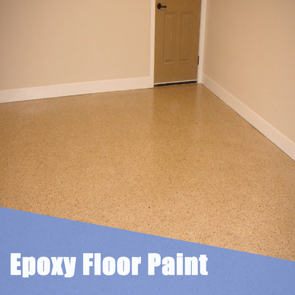 Maydos Oil Based Non Slip Color Sand Epoxy Floor Coating