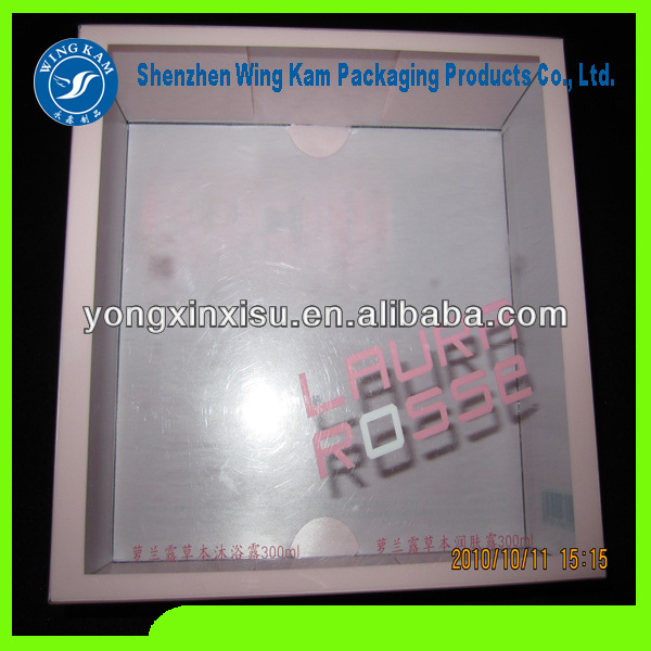 Skin Care Face Wash Body Lotion Plastic Packaging