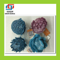 New Arrival Artificial Glitter Christmas Decorative Flower