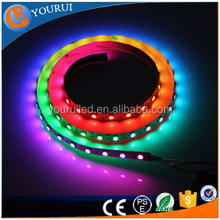12V 24VDC 14.4w/m rgb flexible led strip and White single colour led strips light with CE Rohs certificate IP65 IP68