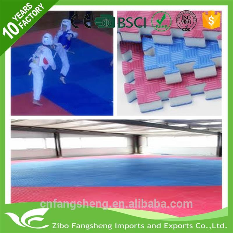 2016 high quality used wrestling mats sale gymnastics mat eva for wholesales