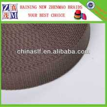 woven belt 20mm width high quality polyester webbing