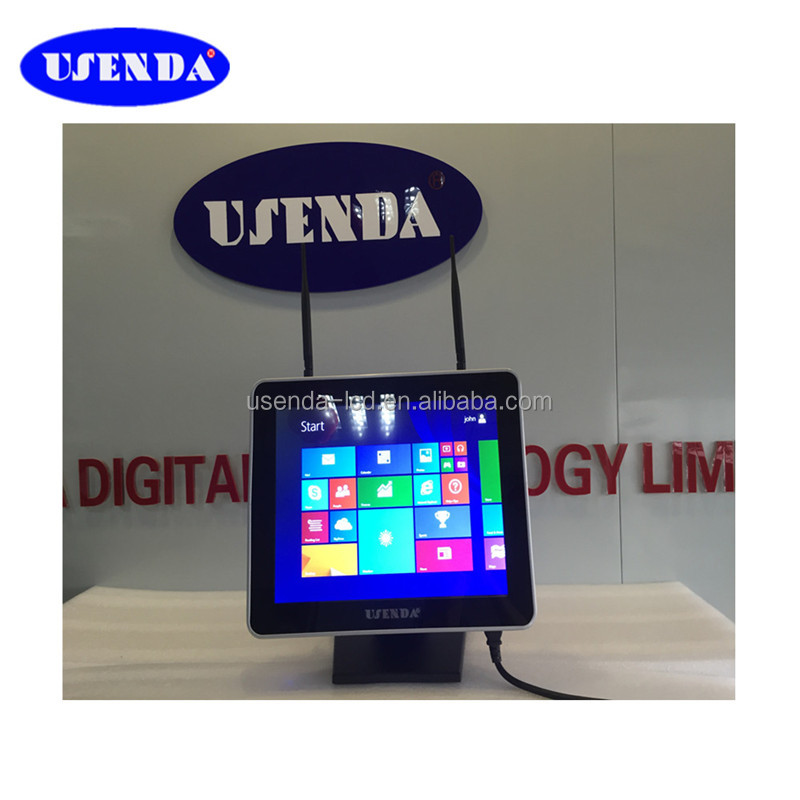 22 32 42 inch wall mounted touch screen built in mini pc tv all in one