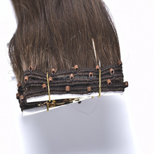 Luxury Quality, Virgin Remy Hair, Micro cooper ring human hair weft.