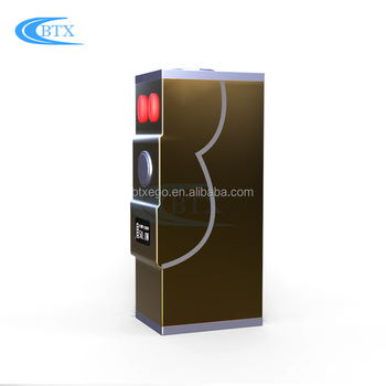 Mod vape cartridge packaging Airflow Control atomizer 50w box mod in stock