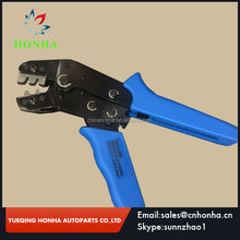 SN-01BM Mini Crimping Plier Crimper for AWG 28-20 D-sub Terminals with Wire-electrode Cutting Die Sets