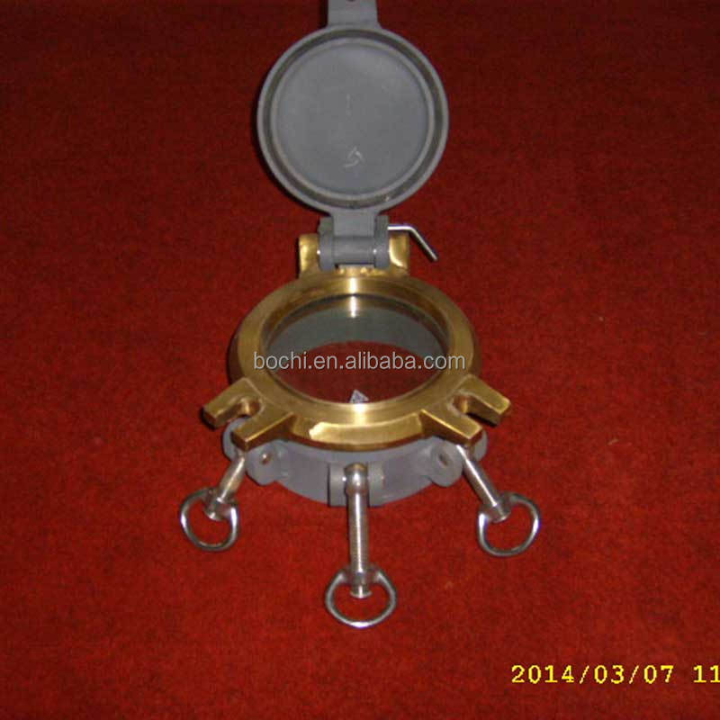 BOCHI Brass Porthole Side Scuttle for Ships