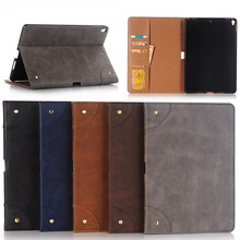 Flip leather stand tablet case for new ipad Pro 10.5, for 2017 iPad Pro 10.5 Case leather