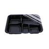 /product-detail/black-5-compartment-buffet-food-container-disposable-bento-box-60639107081.html