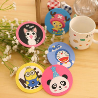 Event & Party Supplies Type Eco-Friendly Feature Disposable Rubber Material Silicone Beer Coaster