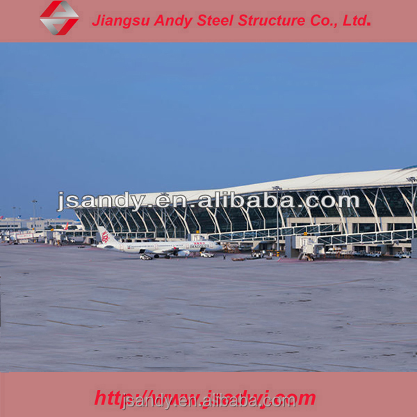 Prefabricated airport