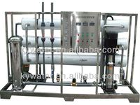 Guangzhou CE approved ro water filtration/treatment equipment/saline seawater purifier system