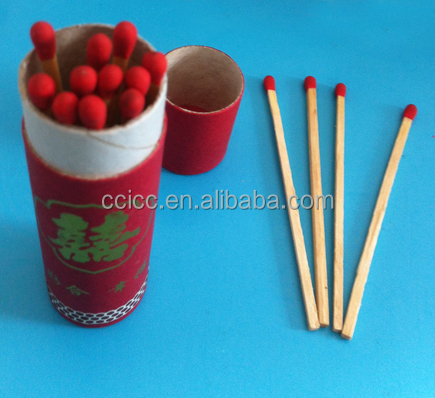 bulk red wooden wedding safety matches in matches