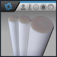colored glass fiber fill ptfe rod