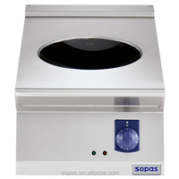 sopas Stainless Steel Commercial Ceramic Electric Induction Stove Restaurant Ceramic Hob